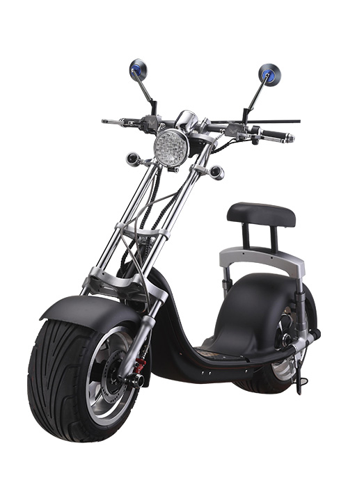 Motocicleta electrica HB002