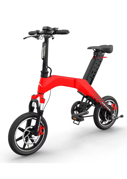Bicicleta eléctrica (K4)