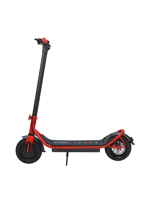 Scooter electrico rojo s006