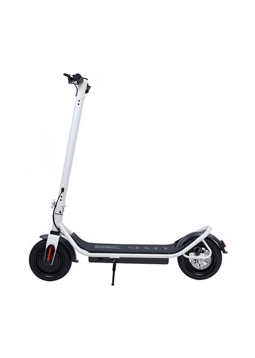 Scooter eléctrico blanco S006