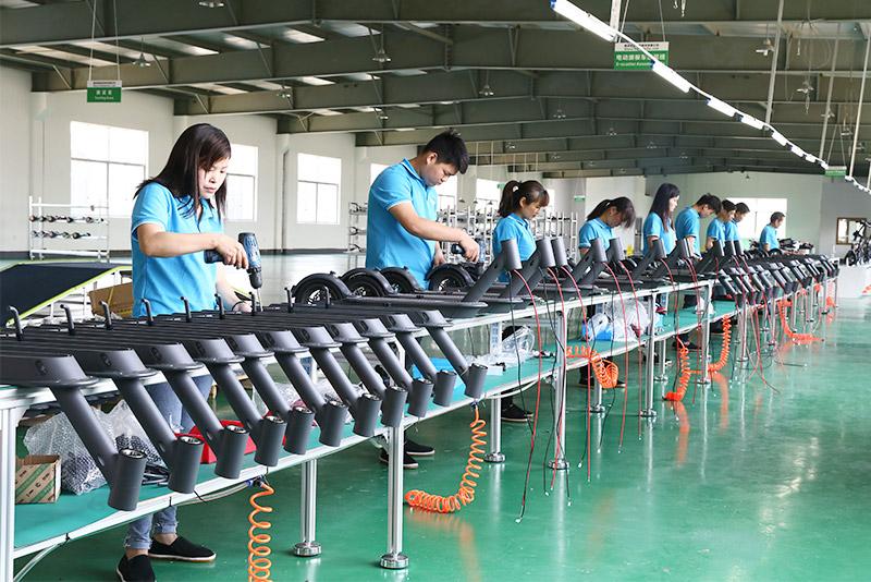 Factory muestra